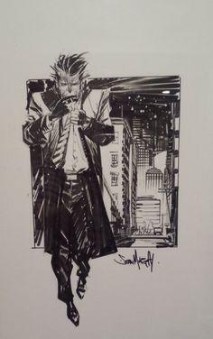 Constantine by Sean Murphy *