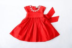 Sophie Catalou Crimson Princess Dress - Baby,Toddler & Girls MSRP:$72 Runs Small #SophieCatalou #FormalParty
