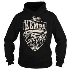 Team KEMPA Lifetime Member (Dragon) - Last Name, Surname T-Shirt
