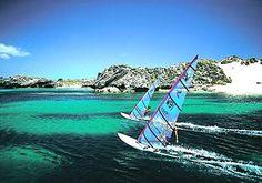Windsurfing in Australia
