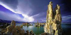 Mono-Lake, California.