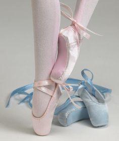 images about Rose Quartz & Serenity Blue on We Heart It Ballerina Doll, Little Ballerina, Pointe Shoes, Ballet Shoes, Baby Blue, Pink Blue, Rose Quartz Serenity, Pretty Ballerinas, Bjd