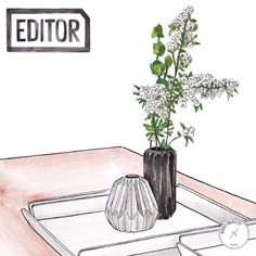 Good objects - @editor.market new source of inspiration - and online shopping  - from Argentina. The stores look so good too! #goodobjects #illustration  (en Editor Market)