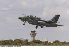 A-1M da Força Aérea Brasileira