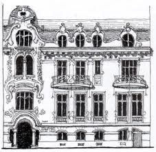 cool architecture drawing. Architectural Drawings Paris - Cool Architecture Drawing