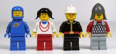 lego people | 1978-1988: The Golden Era