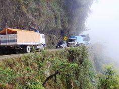 La Carretera de la Muerte, Bolivia