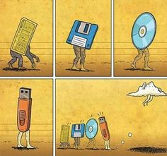 A new look at evolution #tech #evolution