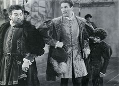 Errol Flynn, Claude Rains, Billy Mauch - The Prince and the Pauper (1937)