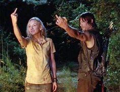 After tonight's episode #thewalkingdead