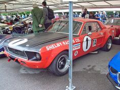 177 Ford Mustang Trans-Am (1967)