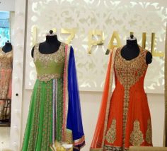 Love the green one for brides sister on sangeet