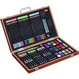#Amazon: Darice 120 piece art set - Amazon lightning deal - $3.50 http://www.lavahotdeals.com/us/cheap/darice-120-piece-art-set-amazon-lightning-deal/51173