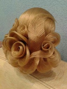 .How do the stylists do this???