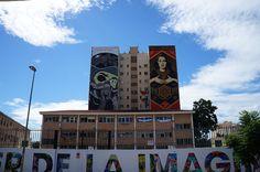 D*FACE y OBEY en el Proyecto MAUS/ Soho Málaga. #StreetArt #ArteUrbano #Art #Arte #Arterecord https://twitter.com/arterecord