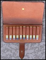 This cartridge pouch might also make a GREAT lipstick and lip gloss holder!!