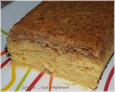 Une Tuerie ... Un Cake Petits Beurre - Citron vert - Cuisiner ... tout simplement, Le Blog de Cuisine de Nathalie ©