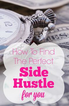 Whether you're a stay-at-home mom or work full-time outside the home, many of us are looking for a way to work a side hustle to make a little extra money.