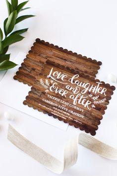 New Wedding Statione