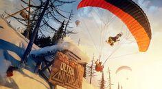 Steep : Ubisoft annonce un jeu de sports extrêmes en monde ouvert [VIDEO] - theGeek. Hd Widescreen Wallpapers, Sports Wallpapers, Sports Images, Sports Pictures, Steep Game, Matilda, Snowboard, Trekking, Avalanche