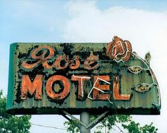 Rose Motel in Texas