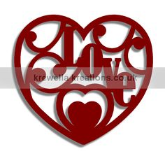 Love love love - free svg file
