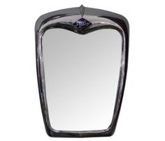 Upcycled Riley Car Grill Mirror : The Old Cinema - Antique Vintage Retro