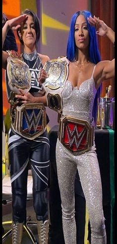 Sasha Banks Bikini, Wwe Sasha Banks, Wwe Outfits, Tv Show Outfits, Wrestling Stars, Wrestling Divas, Sasha Banks Instagram, Bayley Instagram, Wwe Women's Championship