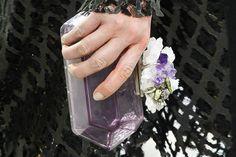 The dark crystal at CHANEL Fall 2012...