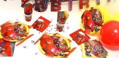 """Addobbi e decorazioni per feste a tema """"Big Hero 6™"""" su VegaooParty"""