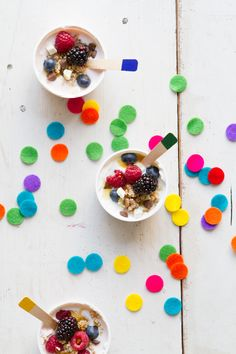 How to Host a Yogurt Party I Party, Party Time, Party Ideas, Event Ideas, Yogurt Breakfast, Breakfast Bites, I Wanna Party, Yogurt Bar, Lumberjack Party