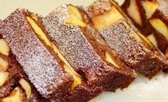 Prăjitura cu griș și mere este foarte ușor de preparat, dar și foarte delicioasă - Nu te poți sătura de ea