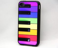 Stylish Piano Keys iPhone 4 and iPhone 4S