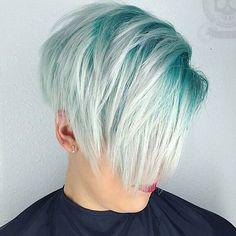 Die 332 Besten Bilder Von Frisur In 2019 Haarfarben Haar Ideen