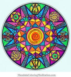 HARMONIZE - Centro de Terapias Complementares: Mandalas: O que são e para que servem?