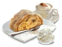All good things come in threes! Our tip for a tasty imperial treat: Order one… Apfelstrudel Recipe, Austrian Cuisine, Strudel Recipes, Europe Places, Floating Island, Apple Strudel, Austrian Recipes, Eastern Europe, Taste Buds