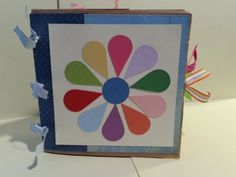 Daisy Girl Scout Brown Bag Album - try to make your own  (Link to purchase via Etsy) - Separate YouTube link http://www.youtube.com/watch?v=jwBTjZXmLO0 has good tutorial.