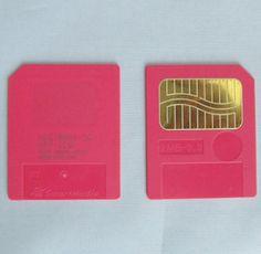 SmartMedia 2MB Smart Media Memory Card SM CARD 2MBytes