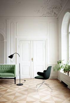Entry Foyer Floor