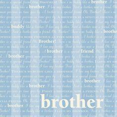 "Dinglefoot's Scrapbooking - Brother 12"" x 12"" Scrapbooking Paper, $0.80 (http://www.dinglefoot.com/brother-12-x-12-scrapbooking-paper/)"