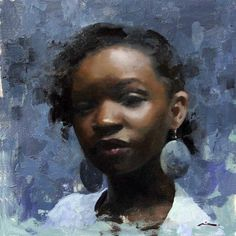 Mia Bergeron ~ Figurative painter
