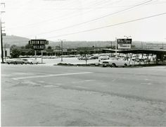 Green Hills Village.  Looks nothing like this now.
