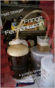 Fringe Fermentation is a recently released title authored by HBF Reader Matt Steiger. The title is available on the Kindle Platform. Matt has marked it down $1 from $3.99 to $2.99. Description:F...
