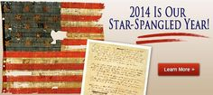 Maryland Historcial Society- home of the manuscript for the Star Spangled Banner
