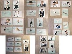 BTS Bangtan Boys latest 3rd Muster Fan Meeting Official 28661 Photo Card  | eBay
