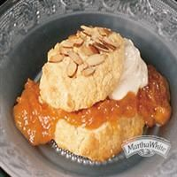 Apricot Cream Cheese Shortcakes from Martha White®
