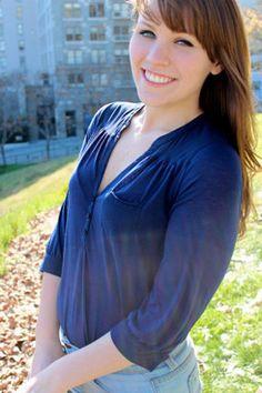 CAS Intern of the Week Lindsay Benson - 3/5/13