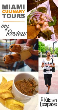 My honest review of the Miami Culinary Tours South Beach food tour. Was it worth the time and money? Click here to read more!