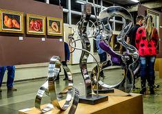 As inscrições gratuitas para o 35º Salão de Artes Plásticas de Rio Claro começam no próximo dia 27 e poderão ser feitas até seis de maio.