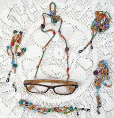 Laccetto per occhiali bohemian laccetto colorato occhiali